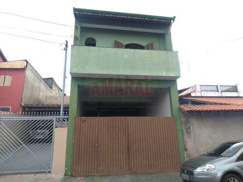 Casa, código 11323 em São Paulo, bairro Cidade São Mateus
