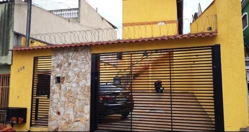Sobrado, código 11327 em São Paulo, bairro Vila Euthalia