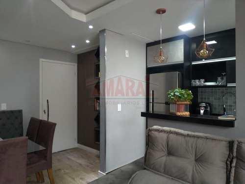Apartamento, código 11331 em São Paulo, bairro Cidade Satélite Santa Bárbara