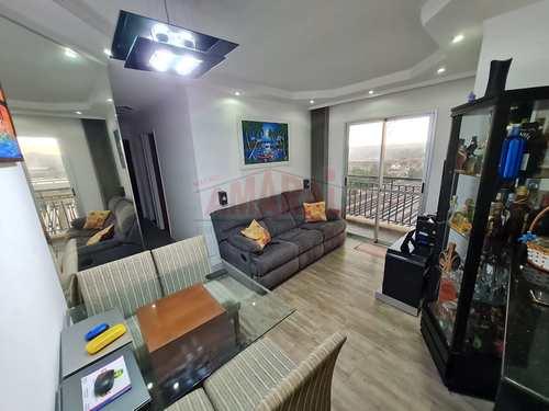 Apartamento, código 11345 em São Paulo, bairro Jardim Três Marias