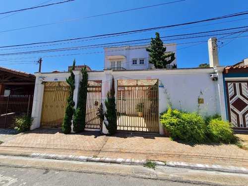 Sobrado, código 11353 em São Paulo, bairro Cidade Satélite Santa Bárbara