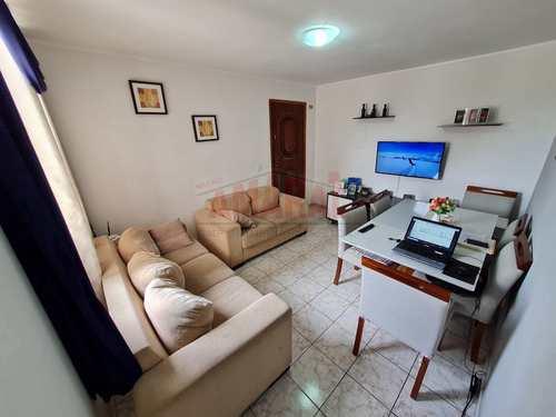 Apartamento, código 11355 em São Paulo, bairro Cidade Satélite Santa Bárbara
