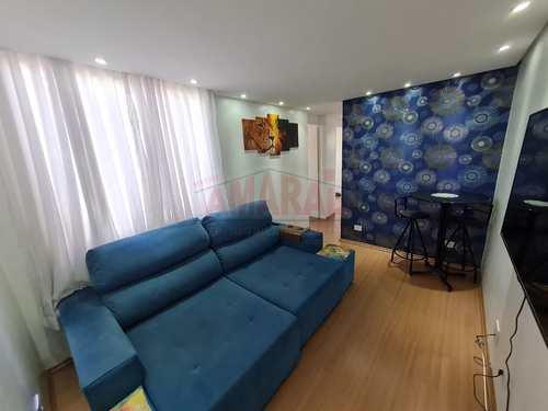 Apartamento, código 11357 em São Paulo, bairro Cidade Satélite Santa Bárbara