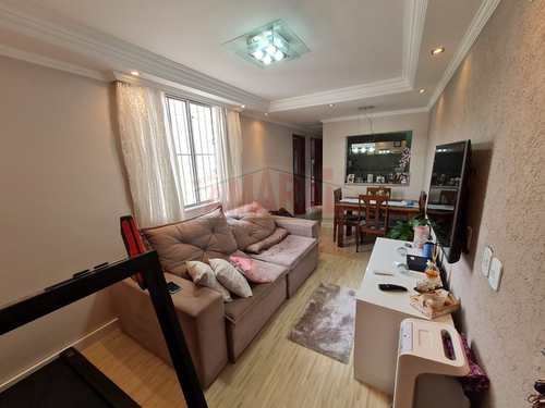 Apartamento, código 11370 em São Paulo, bairro Cidade Satélite Santa Bárbara