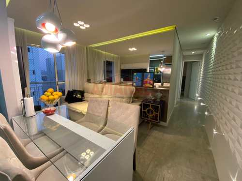 Apartamento, código 11390 em São Paulo, bairro Jardim São Cristóvão