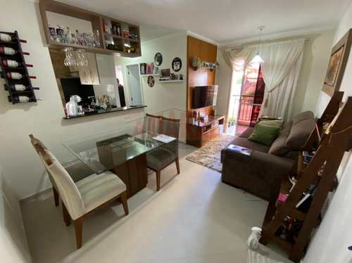 Apartamento, código 11395 em São Paulo, bairro Jardim Três Marias