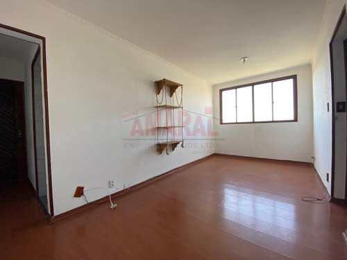 Apartamento, código 11405 em São Paulo, bairro Cidade Satélite Santa Bárbara