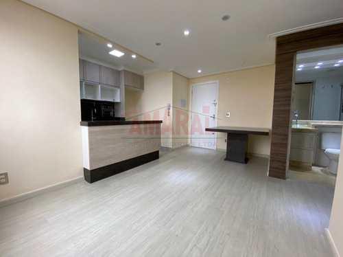Apartamento, código 11414 em São Paulo, bairro Cidade Satélite Santa Bárbara