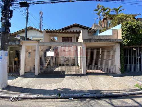 Casa, código 11420 em São Paulo, bairro Cidade Satélite Santa Bárbara