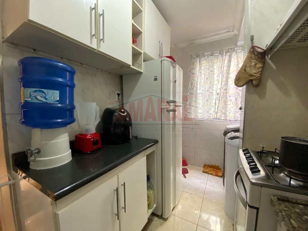 Apartamento em São Paulo, no bairro Fazenda da Juta