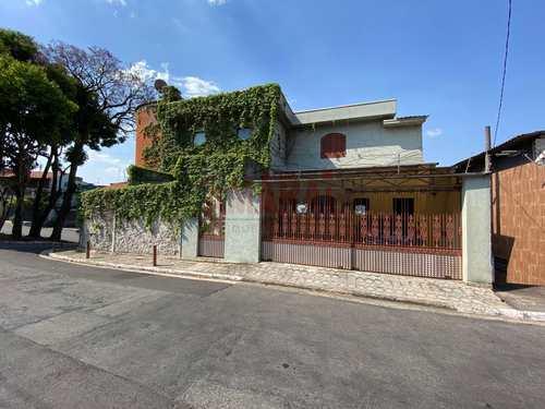 Sobrado, código 11436 em São Paulo, bairro Jardim Três Marias