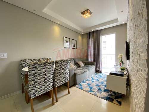 Apartamento, código 11447 em São Paulo, bairro Jardim Cinco de Julho
