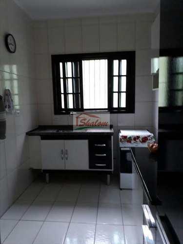 Sobrado, código 1152 em Caraguatatuba, bairro Martim de Sá