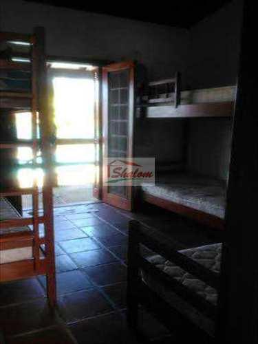 Casa, código 1105 em Caraguatatuba, bairro Massaguaçu