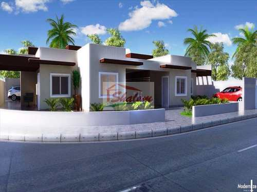 Casa, código 967 em Caraguatatuba, bairro Massaguaçu