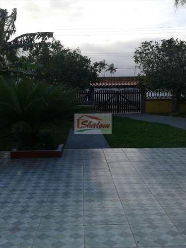 Sobrado, código 741 em Caraguatatuba, bairro Jardim Porto Novo