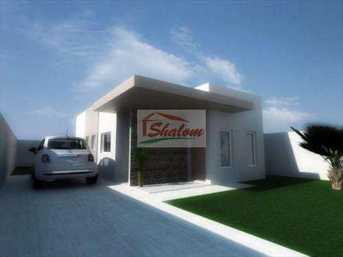 Casa, código 698 em Caraguatatuba, bairro Balneário dos Golfinhos