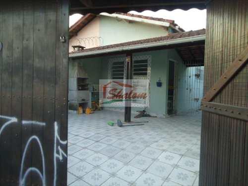 Casa, código 644 em Caraguatatuba, bairro Indaiá