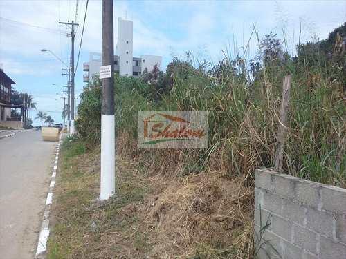 Terreno, código 622 em Caraguatatuba, bairro Massaguaçu