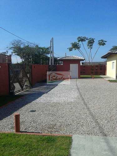 Casa, código 571 em Caraguatatuba, bairro Balneário dos Golfinhos