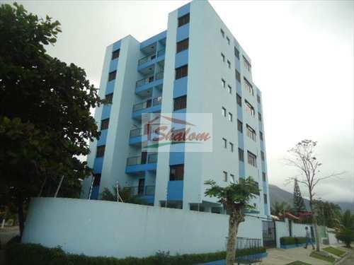 Apartamento, código 512 em Caraguatatuba, bairro Martim de Sá