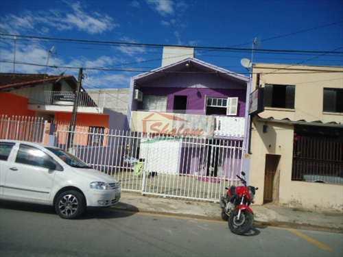 Casa, código 501 em Caraguatatuba, bairro Centro