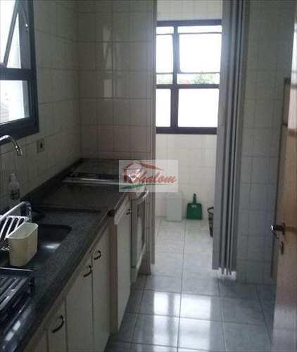 Apartamento, código 493 em Caraguatatuba, bairro Martim de Sá