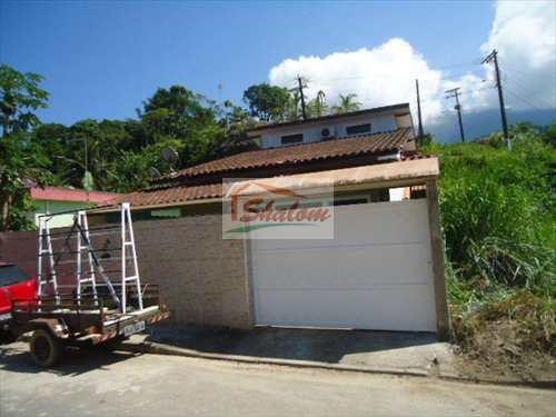 Sobrado, código 373 em Caraguatatuba, bairro Massaguaçu
