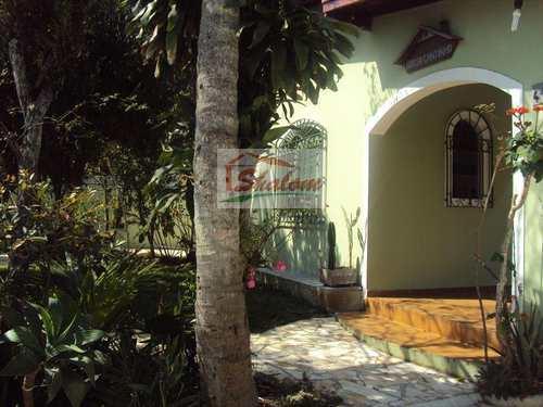 Casa, código 334 em Caraguatatuba, bairro Morro do Algodão