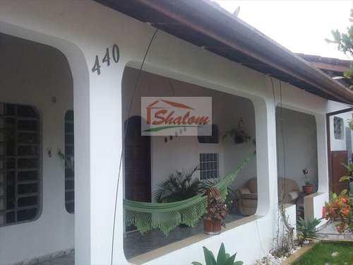 Casa, código 305 em Caraguatatuba, bairro Indaiá