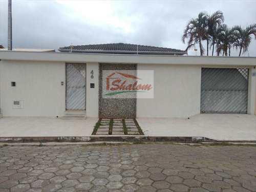 Casa, código 1166 em Caraguatatuba, bairro Jardim Britânia