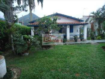 Casa, código 155 em Caraguatatuba, bairro Balneário Gardem Mar