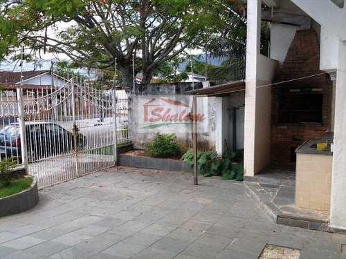 Sobrado, código 56 em Caraguatatuba, bairro Indaiá
