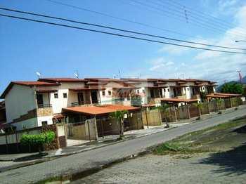 Sobrado, código 12 em Caraguatatuba, bairro Indaiá
