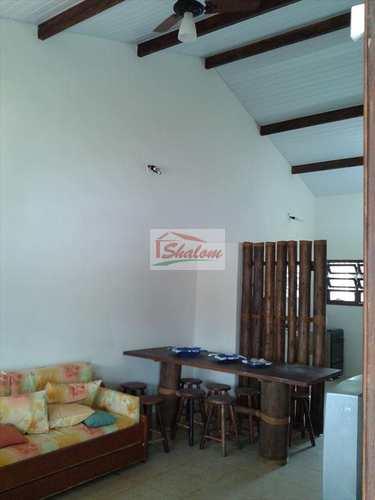 Casa, código 5 em Caraguatatuba, bairro Martim de Sá