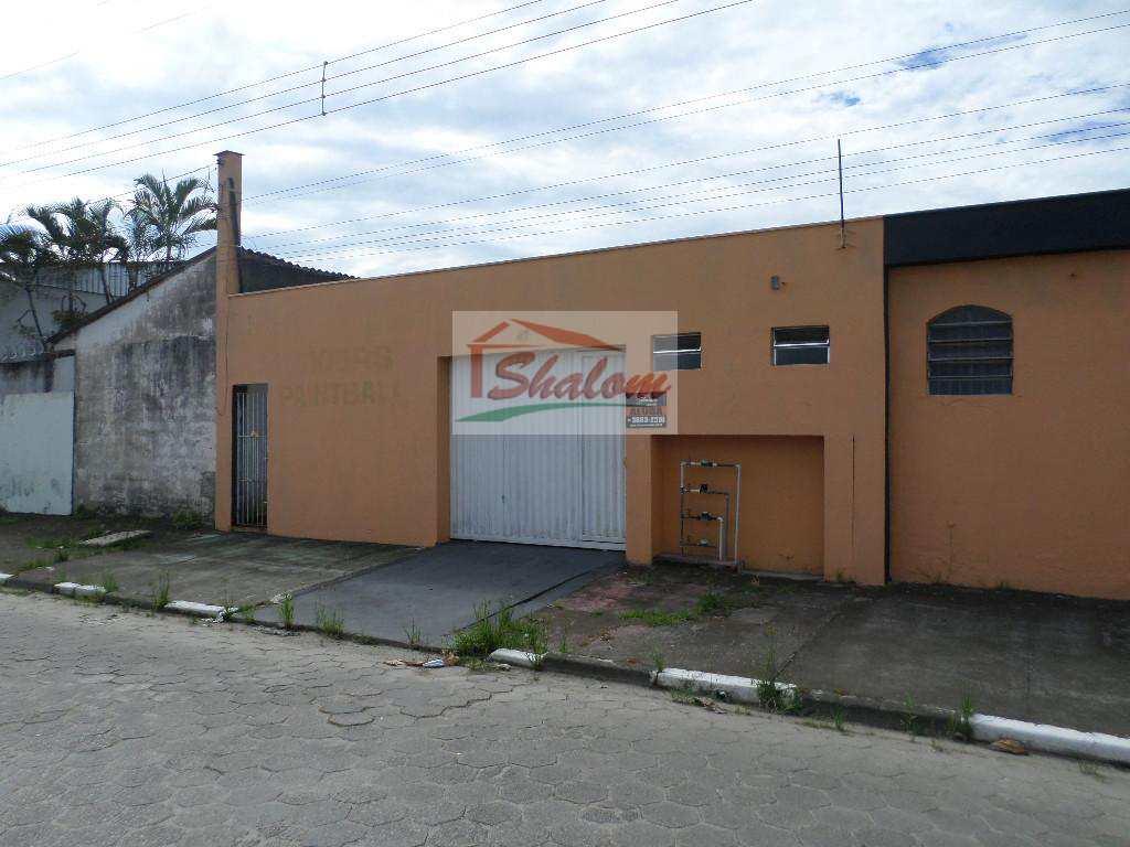 Galpão em Caraguatatuba, bairro Travessão