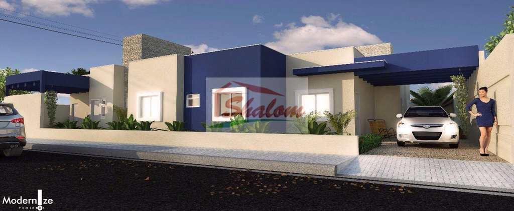 Casa em Caraguatatuba, no bairro Jardim do Sol