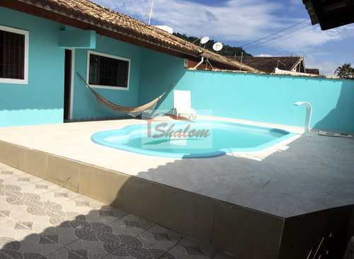 Casa, código 1223 em Caraguatatuba, bairro Sumaré