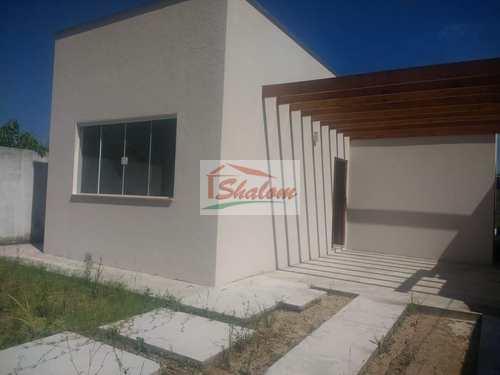 Casa, código 1224 em Caraguatatuba, bairro Balneário dos Golfinhos