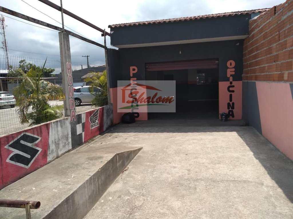 Salão em Caraguatatuba, no bairro Jardim das Palmeiras