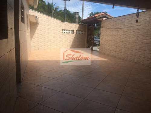 Casa, código 1243 em Caraguatatuba, bairro Jardim Casa Branca