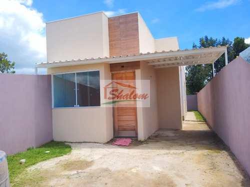 Casa, código 1280 em Caraguatatuba, bairro Balneário dos Golfinhos