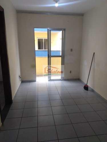 Apartamento, código 1335 em Caraguatatuba, bairro Martim de Sá