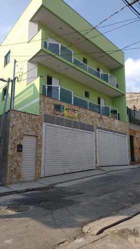 Apartamento, código 542 em São Paulo, bairro Guaianazes