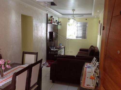 Apartamento, código 516 em São Paulo, bairro Conjunto Residencial José Bonifácio