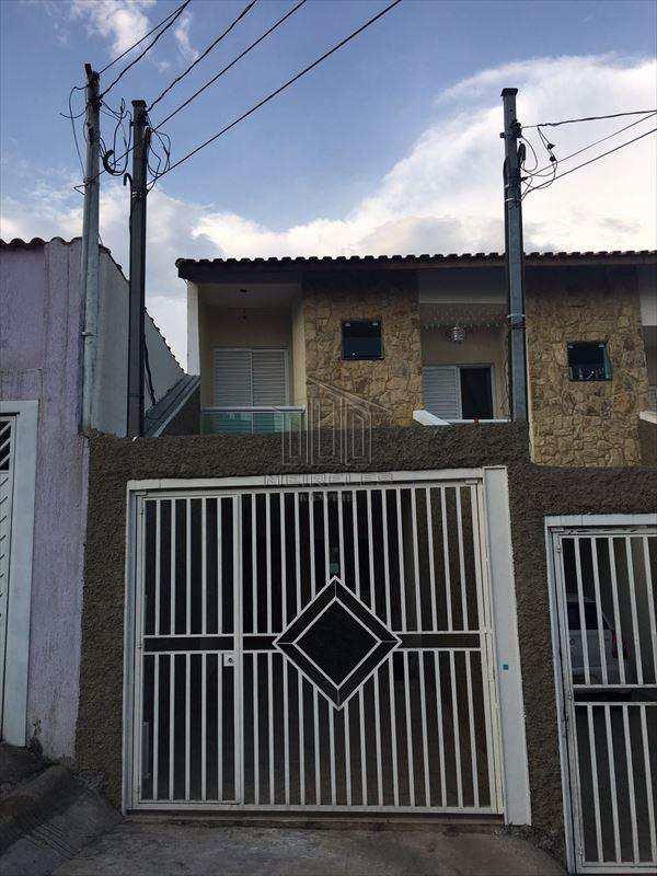 Casa em São Paulo, no bairro Jardim Nordeste