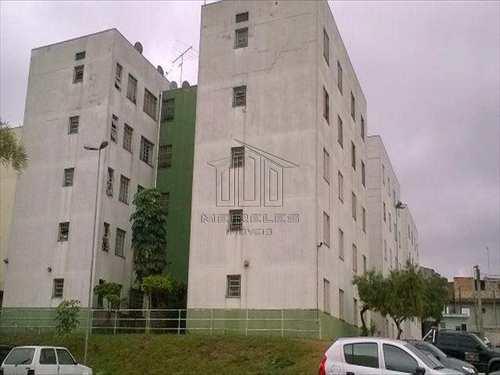 Apartamento, código 474 em São Paulo, bairro Conjunto Residencial José Bonifácio