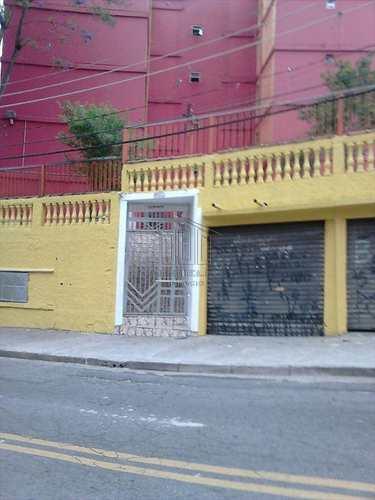 Apartamento, código 257 em São Paulo, bairro Conjunto Residencial José Bonifácio