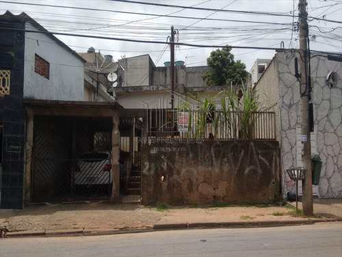 Casa, código 224 em São Paulo, bairro Parada XV de Novembro
