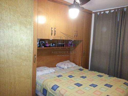 Apartamento, código 201 em São Paulo, bairro Vila Ré